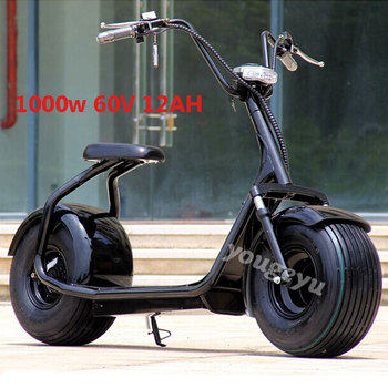 adult harley e scooter fat tire scooter harley escooter no. Black Bedroom Furniture Sets. Home Design Ideas