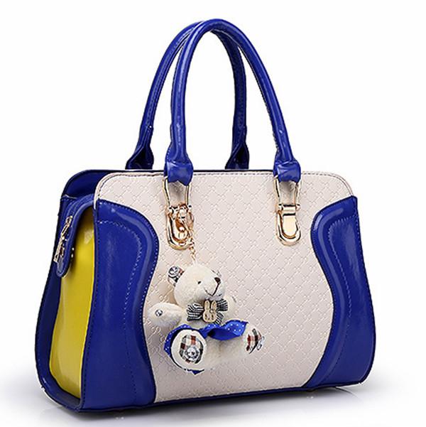 Latest Womens Handbags Whole Elegance Pu Leather Designer Woman Handbag China Supplier