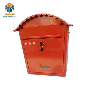 High-Quality Locking Postal Mailbox Office, Jerk Box Mailbox