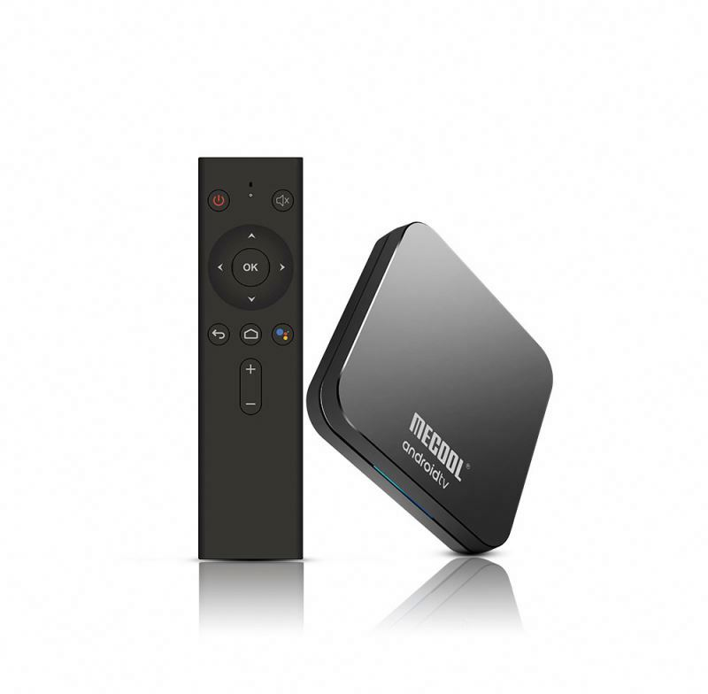 New Arrival Mecool Km9 Pro 4G 32G Android 9.0 Tv Box Amlogic S905X2 Voice Control Smart 4K Set Top Box фото