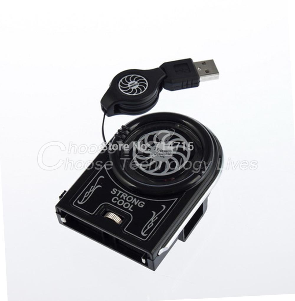 Мини USB кулеропроизводители извлечение вентилятор охлаждения для ноутбуков ноутбук 100% новое