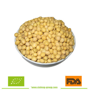 2016 crop Non-GMO yellow soybean/soya bean