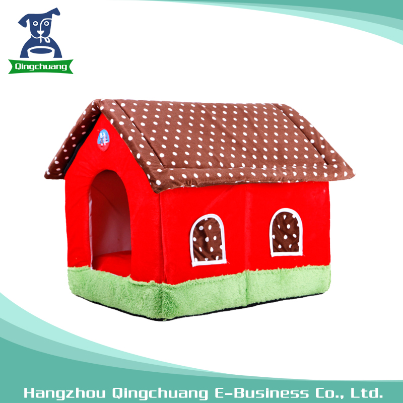 Lovely Detachable Pet Supplies Pet Kennel luxury Dog House for sale