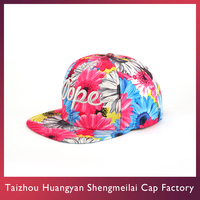 Wholesale Custom Running Man Blank Hip Hop Caps Baseball Cap