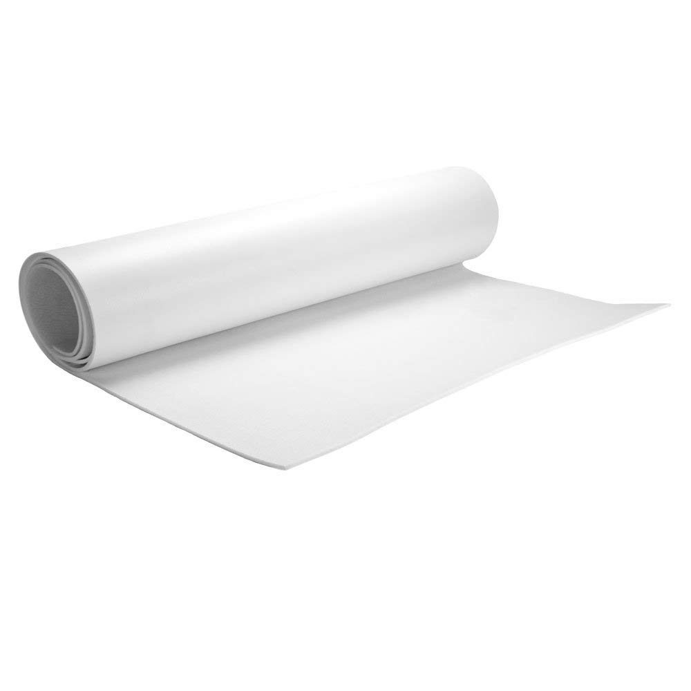 Packaging Off White 1//4 x 15 x 60 1Pcs Craft Foam HiDense Closed Cell Foam Upholstery Crafting Sculpting Craft Supplies Speakers Padding