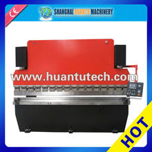WE67K Hydraulic CNC Press Brake Steel , Hydraulic Steel Bending Machine Price , Hydraulic Steel Press Brake