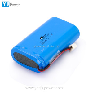 Factory Wholesale rechargeable 2600mah 3 .7V Li-ion 18650 battery li-ion 18650 5v li-ion battery for Flashlight