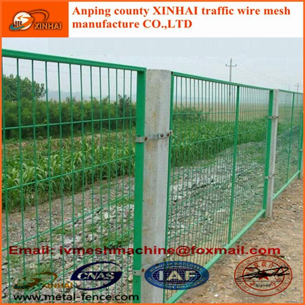 bird trap cage used welded steel wire mesh fence for sale