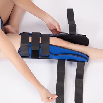 Leg Knee Protector For Leg Fracture,Ligament Sprain,Post-op Rehabilization  Substitute Plaster - Buy Knee Protector,Fracture Knee Protector,Post-op