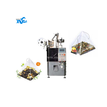 triangle tea bag /nylon bag packing machine automatic for small business  price