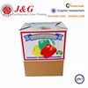 Custom fruit carton packaging box cardboard box for fruit and vegetable