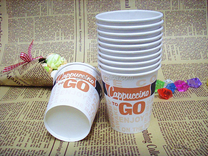 Chinese product single wall paper cup best products to import to usa