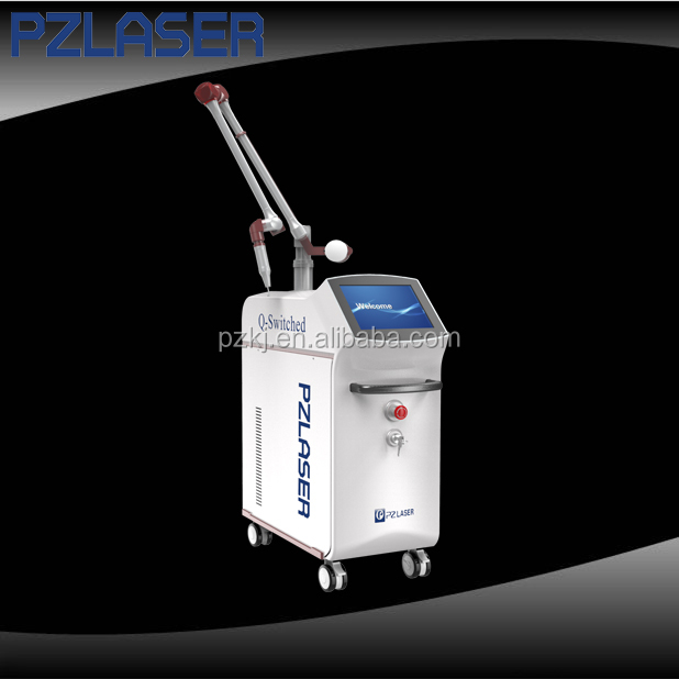 Wholesale keyword: nd yag laser tattoo removal cosmetic beauty device