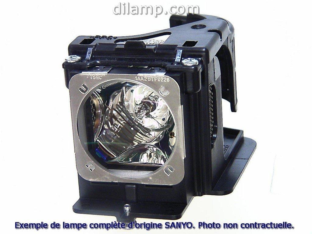 """Sanyo PLC-XU88 , PLCXU88, 3000 Lumens, 500:1 Contrast, 7.5 lbs, 0.6"""" 3 LCD Projector"""