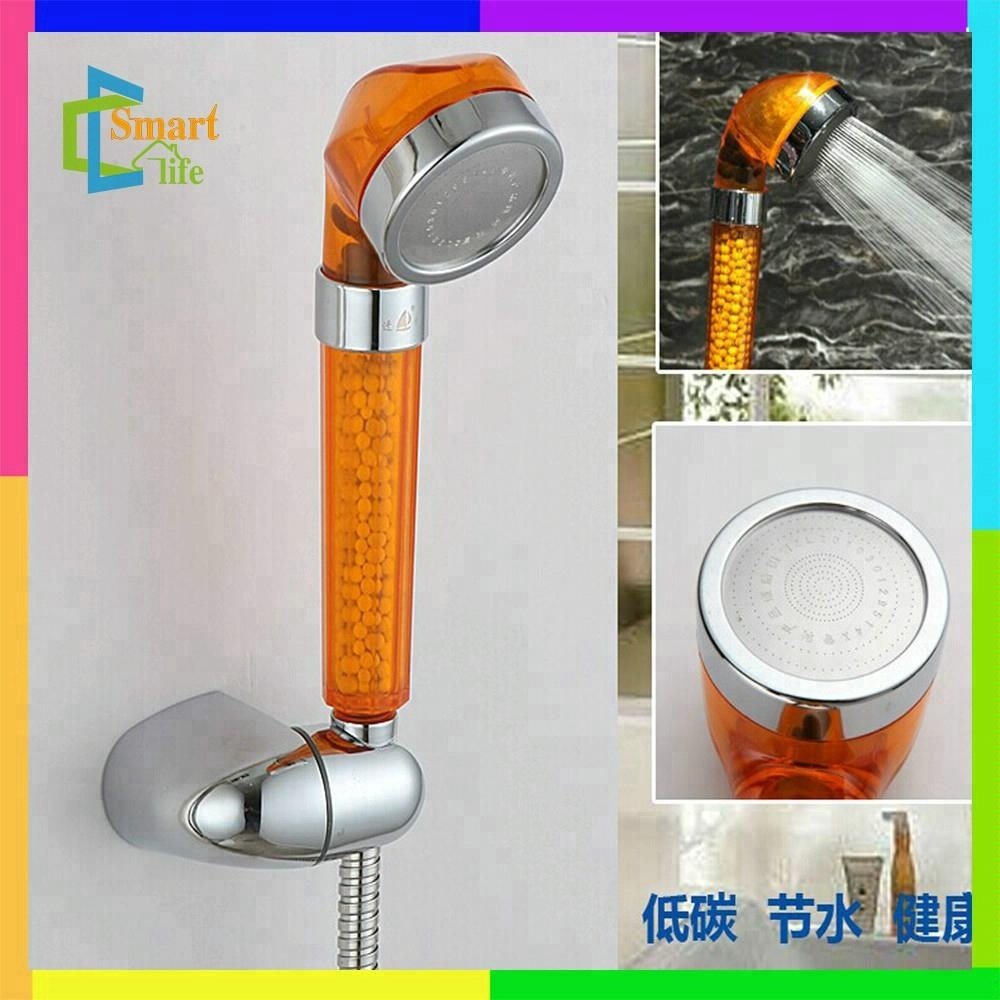 Natural healthy negative ion hand shower