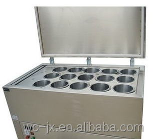 Machine raser glace glace glace commerciale Machine