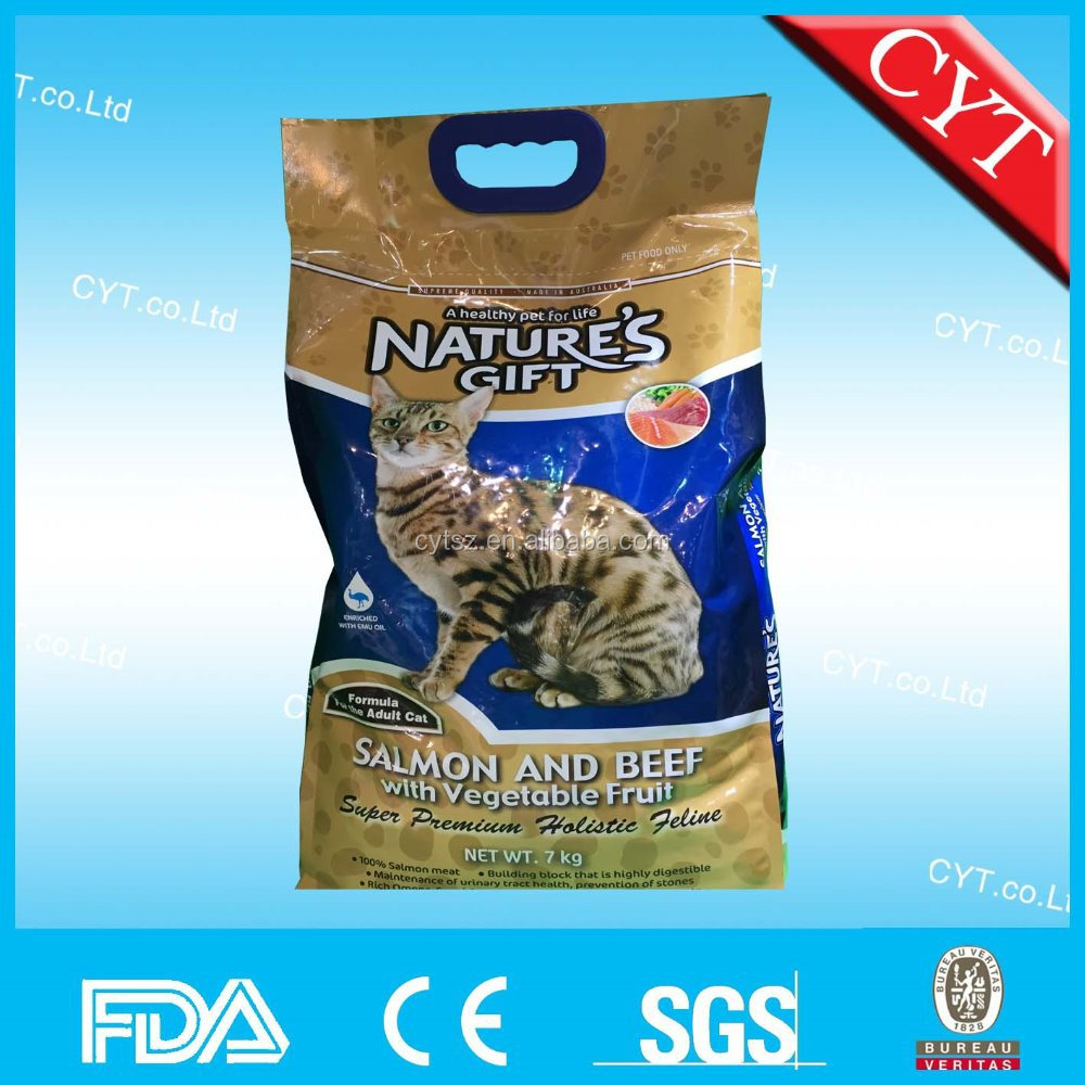 manufacturer pet food packaging bag