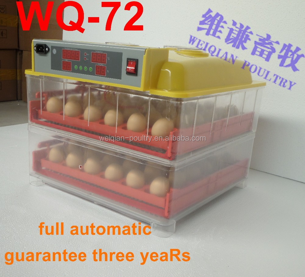 CE approved laboratory used mini chicken egg incubator with best quality