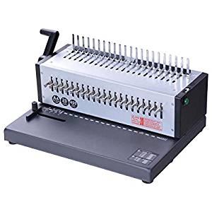 21-Comb Holes 400 Sheets Punching Binding Machine Binder