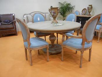 Tavolo Da Pranzo Rotondo : Tavolo da pranzo in legno rustico in legno tavolo da pranzo