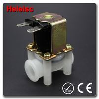 Water dispenser solenoid valve electric water valve stainless steel fluid control solenoid valve