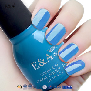EA fengshangmei beauty choices colored gel nail polish uv gel