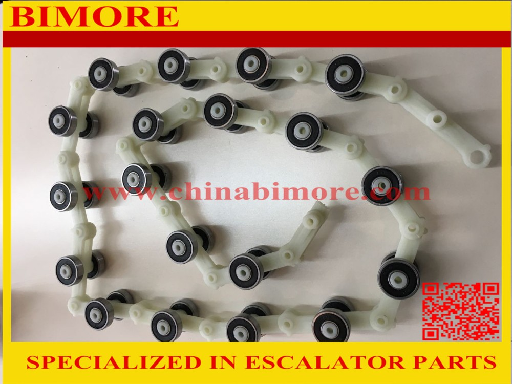 409585 Deflecting Chain For shindler SDS/9300 Escalator Spare Parts