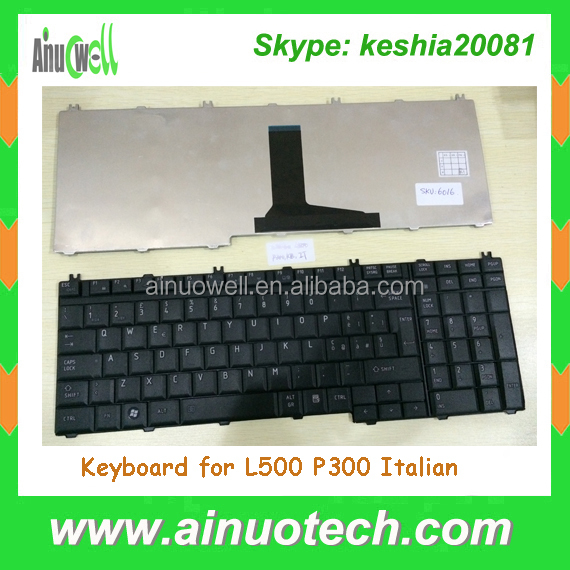 New Toshiba Satellite L510 L515 L550 L555 L555D L500 L505 L500D L505D Keyboard
