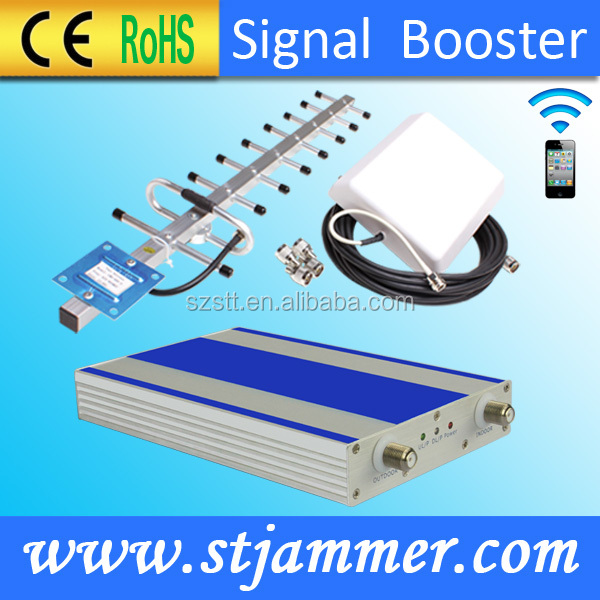 GSM900mhz cellphone signal booster receive outdoor signal