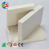 China fire-retardant Waterproof Kitchen Cabinets Material 4x8ft PVC Foam Board / Sheet