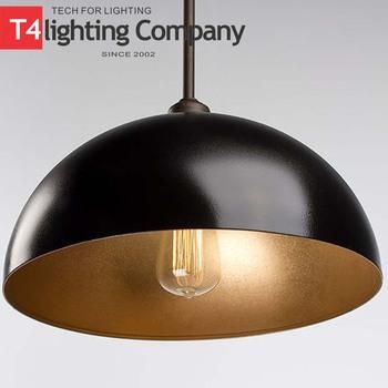 90cm dome light pendant black lampshade metal frame aluminium 90cm dome light pendant black lampshade metal frame aluminium ceiling lamp cover aloadofball Images