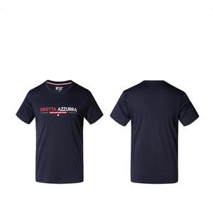 2017 Top quality China custom design men short sleeves crewneck t-shirt/custom cotton printed t shirt/ t shirts