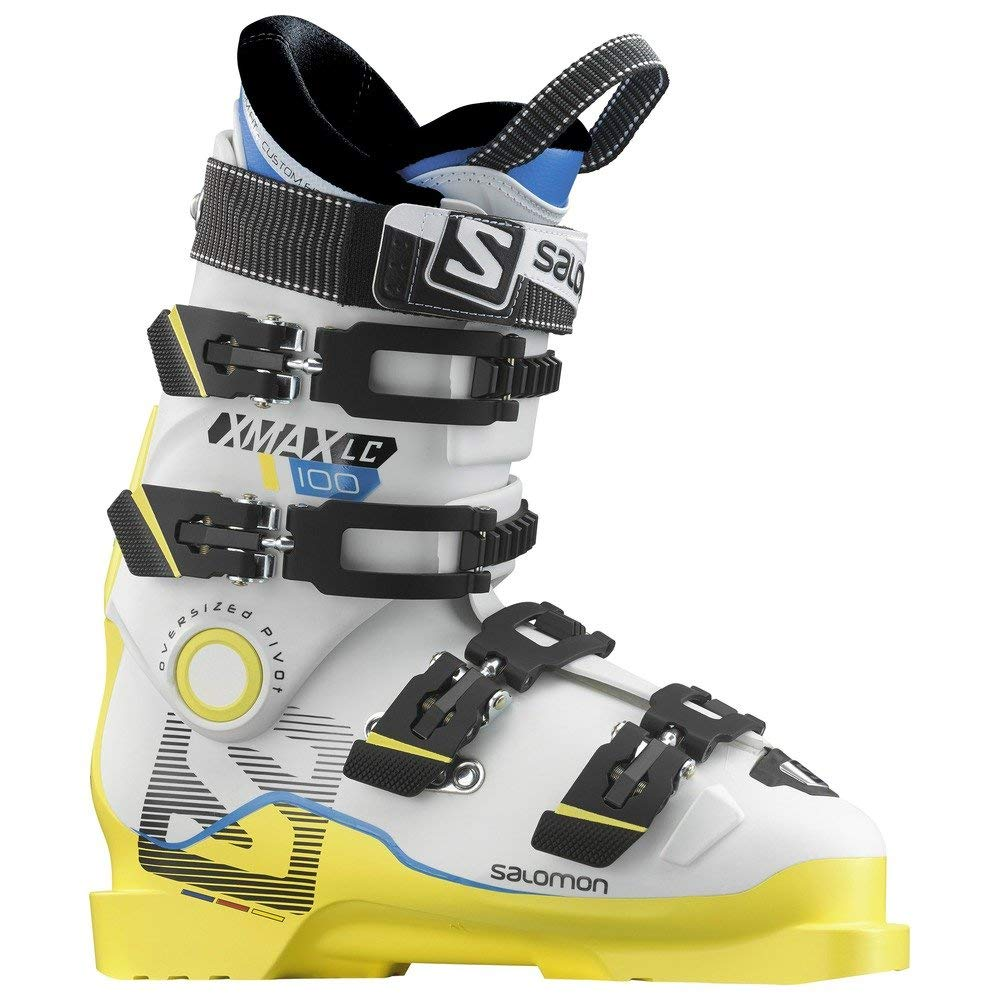 Get Quotations · Salomon NEW X Max LC 100 Jr alpine downhill ski boots -  23.5 c795e5fbf