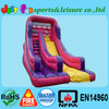 En14960 princess inflatable dry slide for sale, hot sale inflatable slide for kids