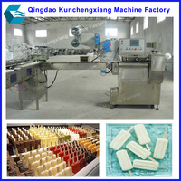 Pillow automatic Ice cream packaging equipment