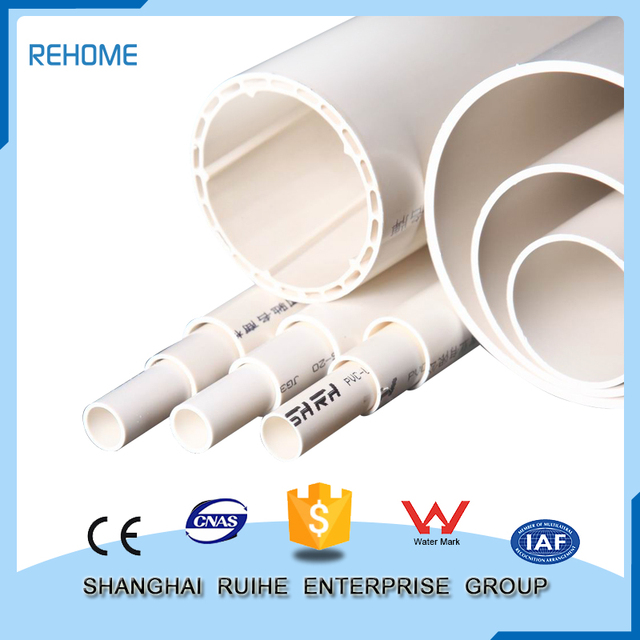 sturdy golden supplier pvc pipe fitting 2 inch plastic