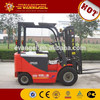 China best brand YTO four wheel drive forklifts /small electric forklifts for sale