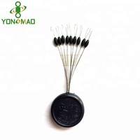 olive rubber stopper fishing line stopper