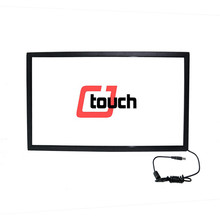 "[12-100 ""] Multi Touch Bezel Kit 75 Inch IR Touch Frame 75 ""USB Inframerah <span class=keywords><strong>Layar</strong></span> Sentuh 42 <span class=keywords><strong>Layar</strong></span> Sentuh IR <span class=keywords><strong>RS232</strong></span> 10 Point Multi"