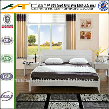 Solid Wood Bed Design Furniture White Pine Bed In Bedroom Furniture Sets  Queen Size Bed - Buy Solid Wood Bed Design Furniture,White Pine Bed In ...