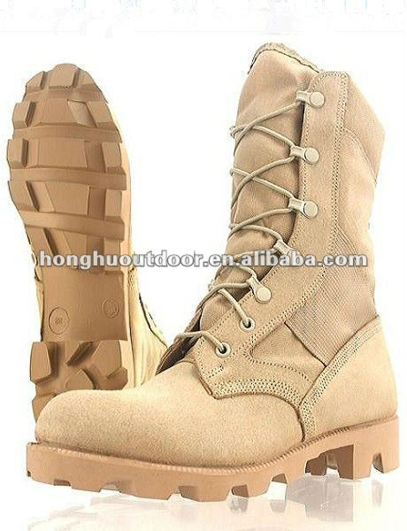 Buy British army desert boot,knee high tactical jungle boots ...