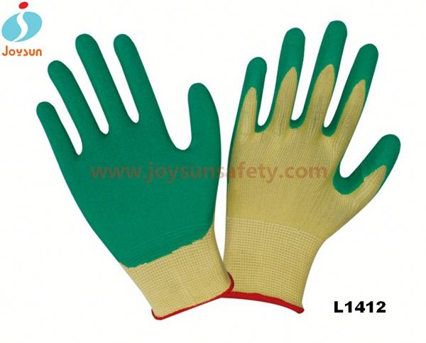 Good!nylon coated nitrile gloves wholesale golf gloves