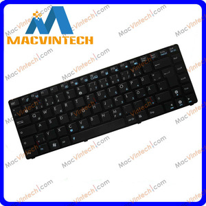 Wholesale German Keyboard Letters For Asus EEE PC EPC 1201 1201T 1201X