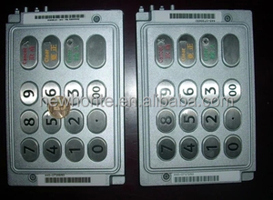 ATM Machine Metal Parts for EPP Keyboards 445-0735650 (Russian)
