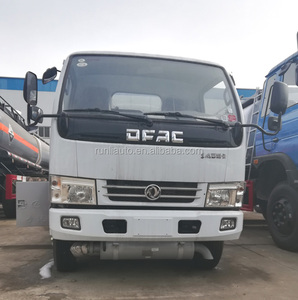 Transport Oil Truck 20 M3 Water Tank Truck Price