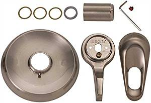 BrassCraft SKD0204 D Mixet MTR-5 HH SN Single Handle Tub and Shower Trim Kit with ADA Compliant Handles, PVD Satin Nickel by BrassCraft Mfg