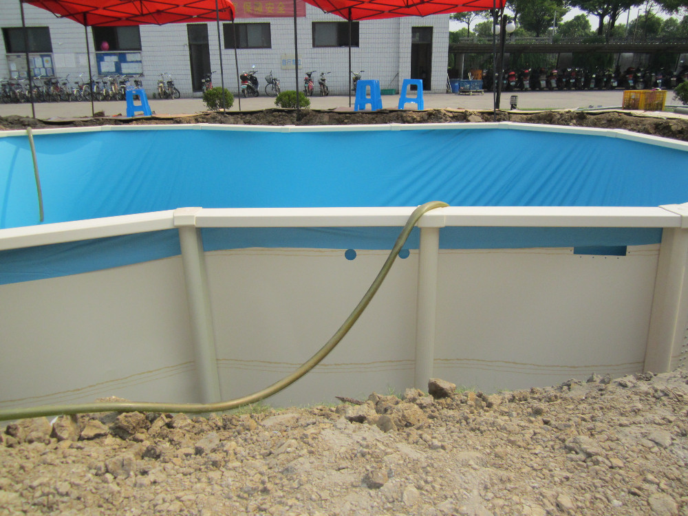 Piscinas de pl stico venda intex piscina arma o de metal metal moldado piscina pvc piscinas e for Artificial swimming pool for sale