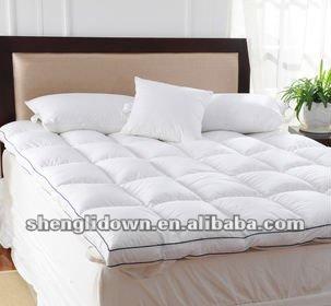 bed goose down mattress topper goose down mattress topper
