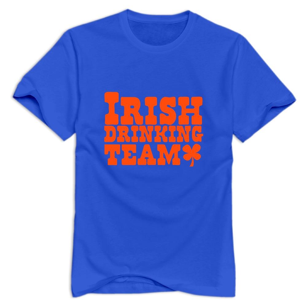 Irish Drinking Toast St Patrick S Day Shirt By: Casual IRISH DRINKING TEAM St Patricks Day Design Men's T