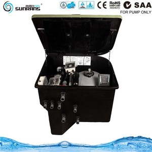 Swimming Pool Filter Nozzles Combo Equipment In Water Treatment